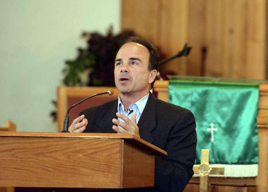 Joe Ganim Photo: Autumn Driscoll / Hearst Connecticut Media / Connecticut Post