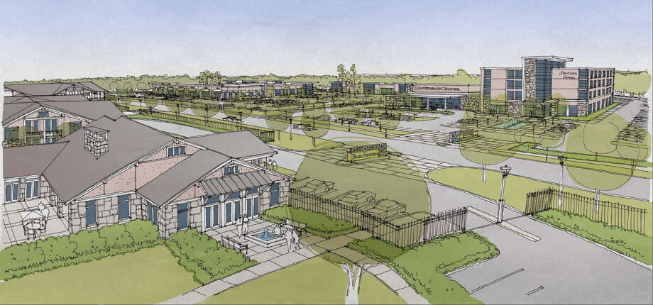 Peck Station, the newest mixed-use development in Tomball will be located on 34.5 acres near the heart of the historic Tomball Depot and will be built at a cost of $50 million over the next several years.