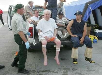 Hurricane Katrina: Aug  30, 2005 in photos