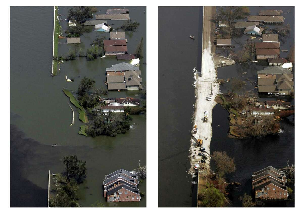 Myth #1: The levees overflowed. What's the truth: The levees didn't overflow. They broke. The disaster area could've been mitigated if the levees weren't in disrepair.