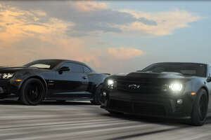 Z/28 Camaro vs. ZL1 Camaro: Nobody drag races like Hennessey Performance - Photo