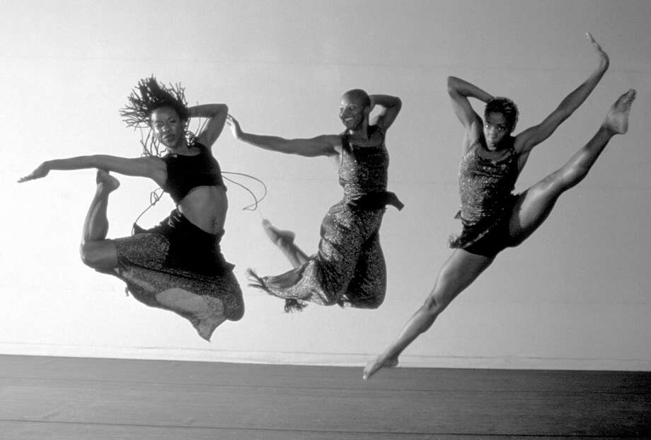 """Urban Bush Women: The dance company returns with a program including """"Walking with 'Trane, """" a piece inspired by jazz legend John Coltrane's """"A Love Supreme."""" Oct. 17, Carver Contemporary Cultural Center. Photo: Courtesy Photo / CARVER THEATER"""