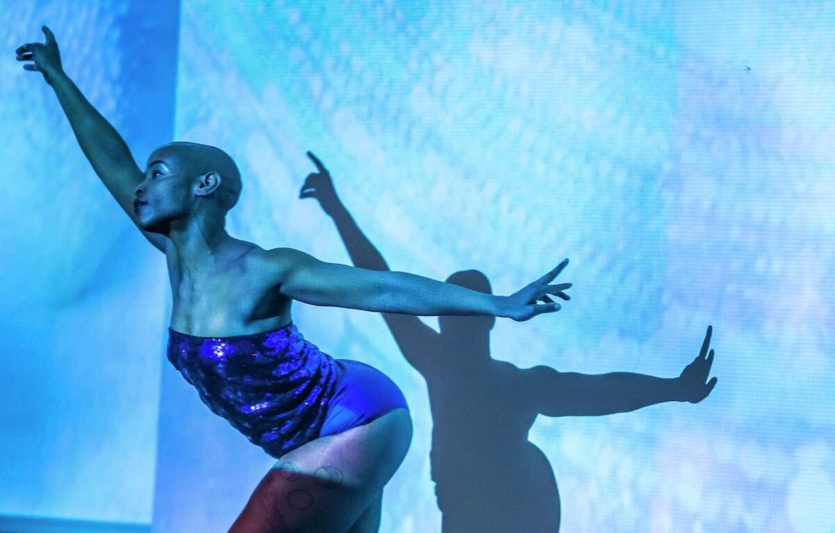 Jasmine Hearne received a Dance Source Houston artist-in-residency award for the 2015-16 season.