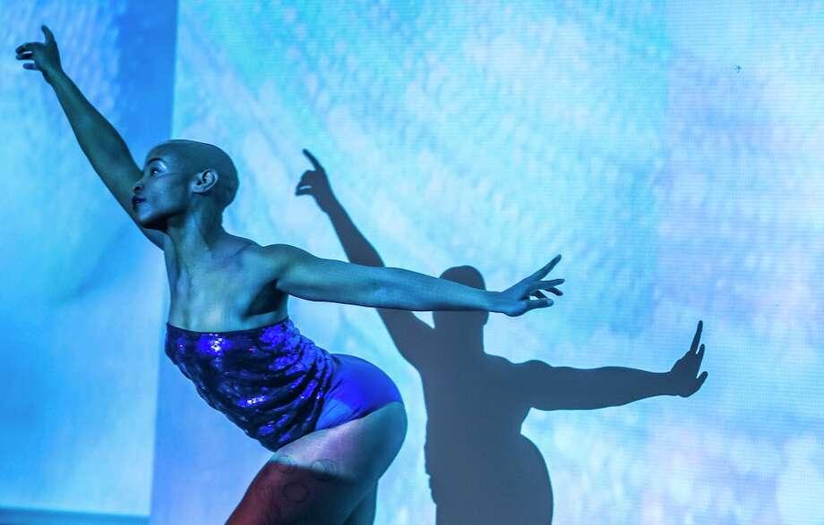Jasmine Hearne received a Dance Source Houston artist-in-residency award for the 2015-16 season. Photo: Fringe Arts
