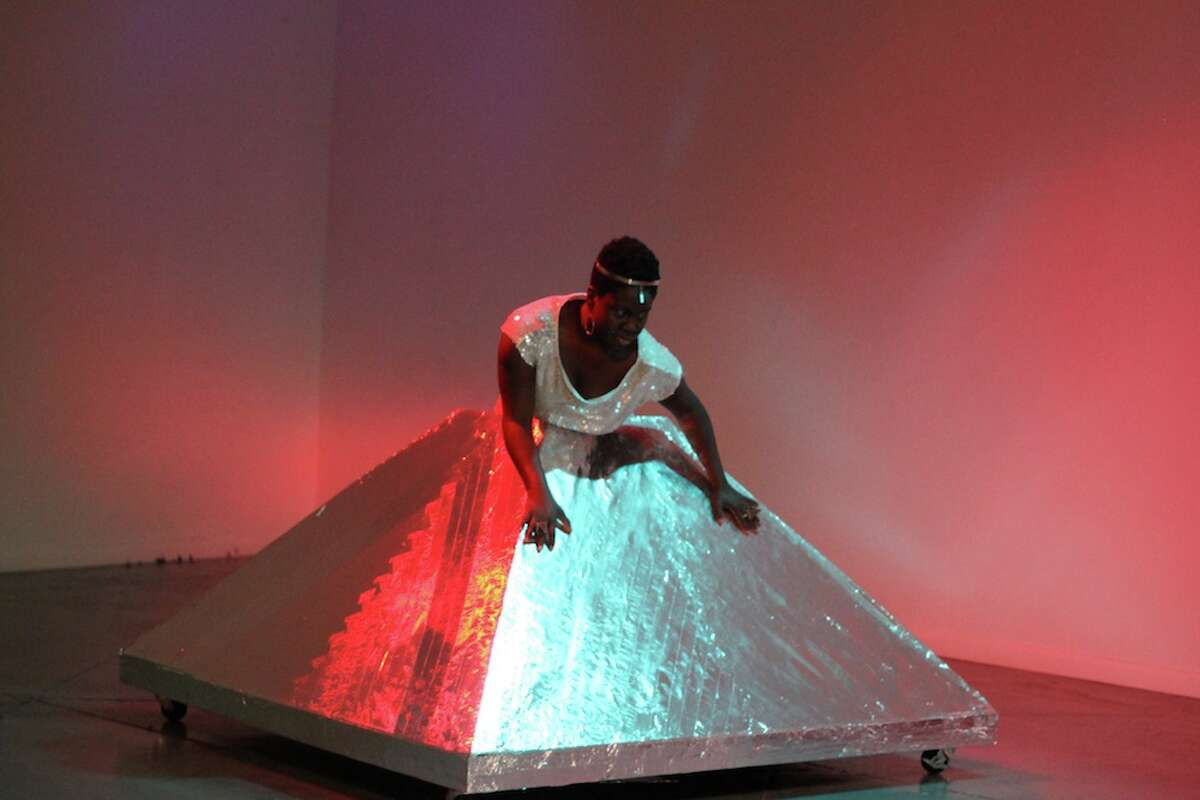 Performance and installation artist Autumn Knight has received one of five Dance Source Houston artist in residency awards for the 2015-16 season.