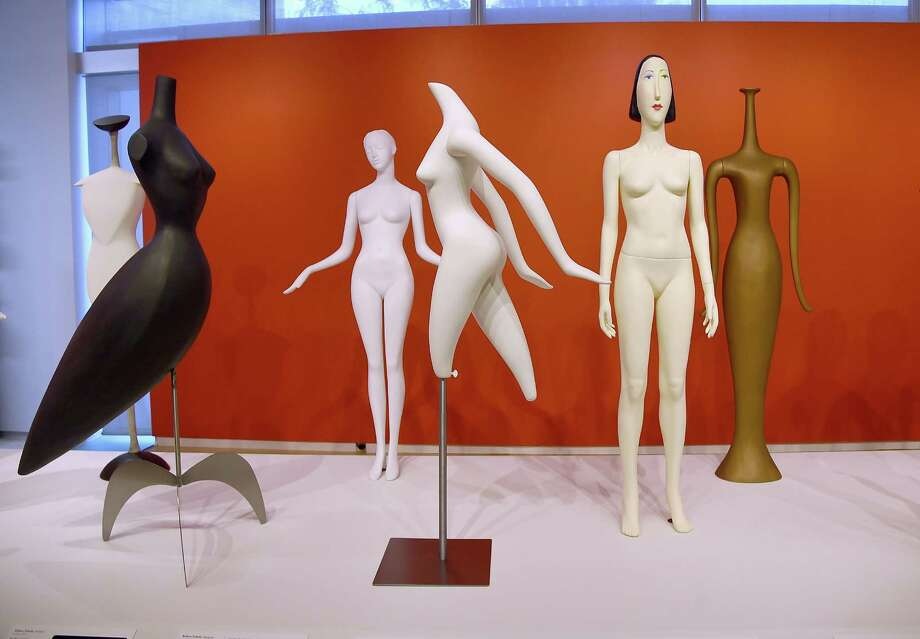Women's clothing sizing varies. The Art of the Mannequin at Museum of Art and Design Photo: Jamie McCarthy, Staff / 2015 Getty Images