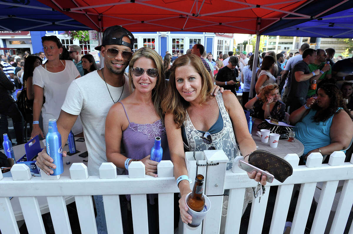 Bars and restaurants in downtown Stamford, Conn. say they thrived during the 2015 Alive@Five concert season, with an estimated 35,000 people thronging the city on Thursday evenings. The event is produced by the Stamford Downtown Special Services District.
