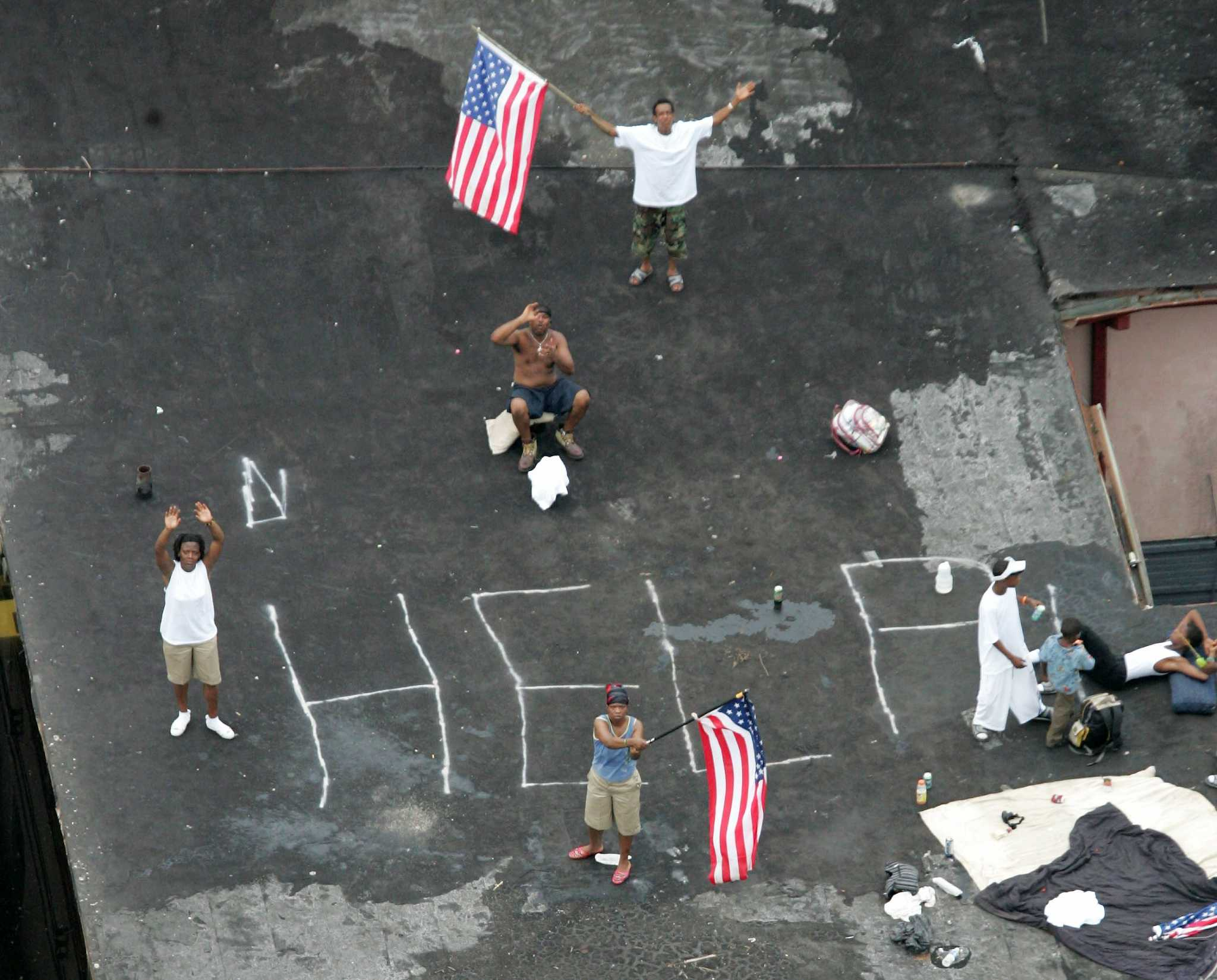 hurricane katrina years later com houston 1