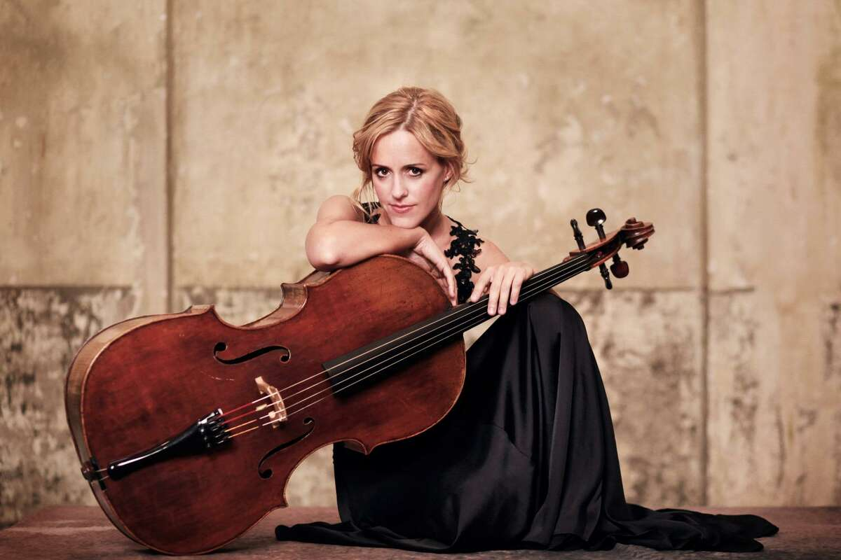 Sol Gabetta will perform with the Houston Symphony.