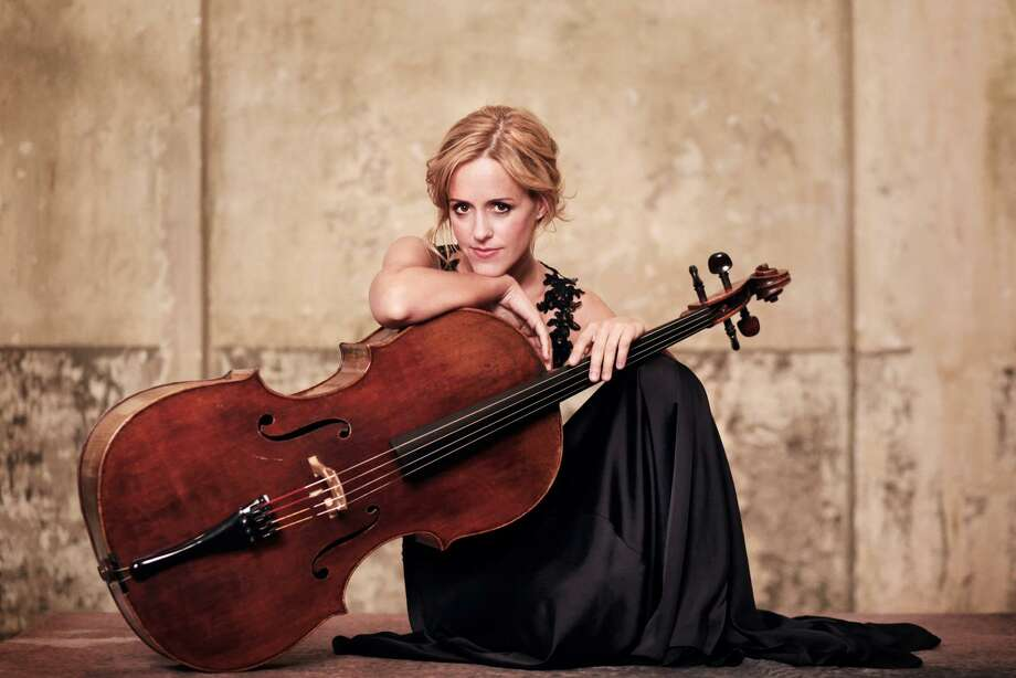 Sol Gabetta will perform with the Houston Symphony. Photo: Uwe Arens
