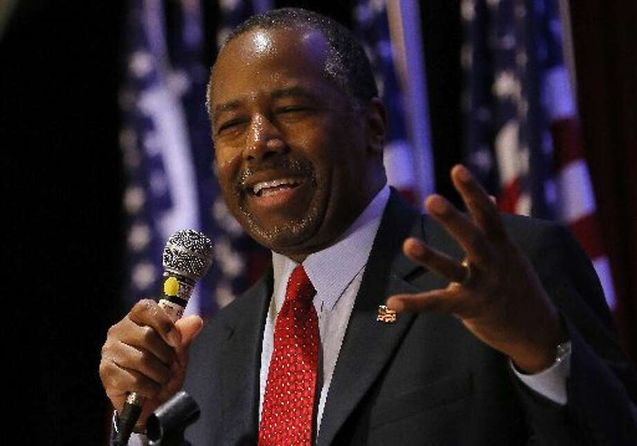 Ben Carson: Hit us at home