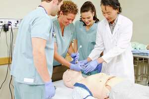 workforce training: Local health care education meets needs of market demand - Photo