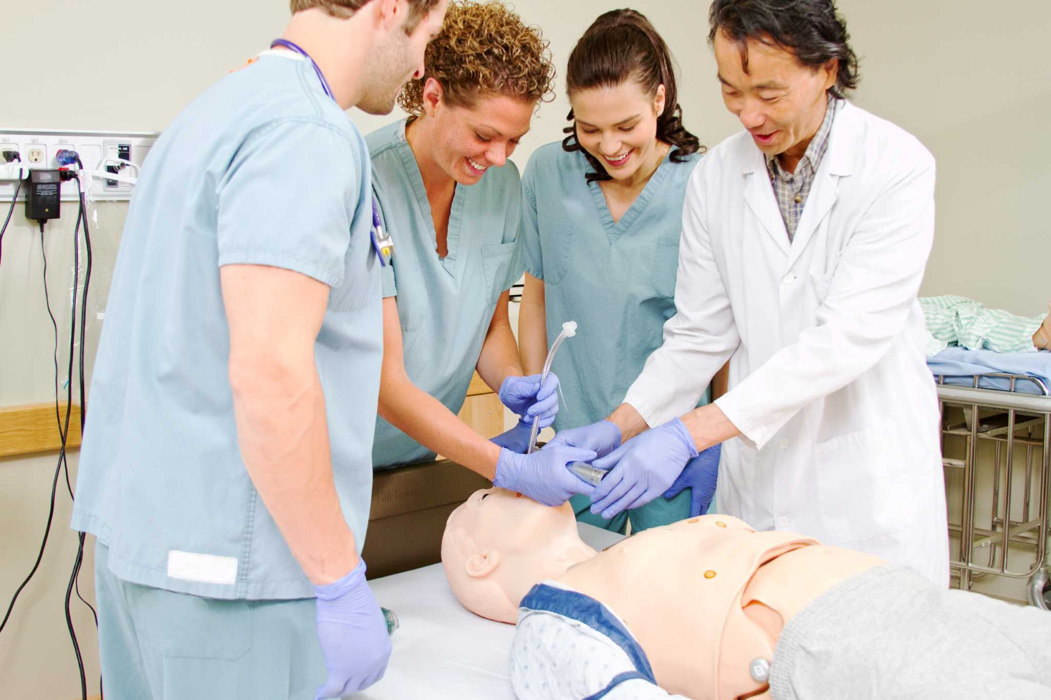 workforce training: Local health care education meets ...