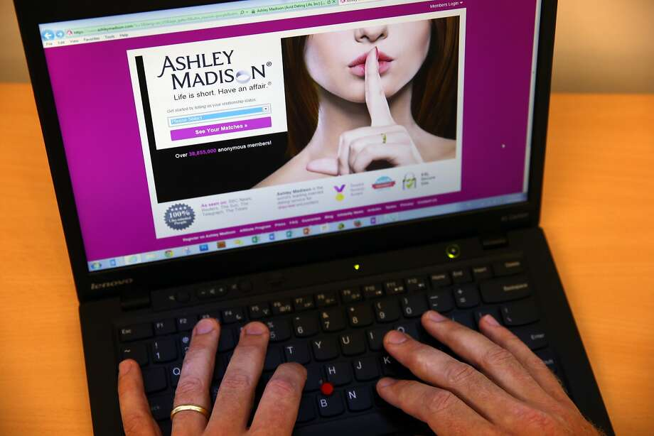 Recent e-mail hacks suggest that the Internet is not secure to anyone  everywhere. If someone can get the Ashley Madison client list and  spread it all over the cyberverse, no one is gonna be tempted by that  little game again. Photo: Carl Court, Getty Images
