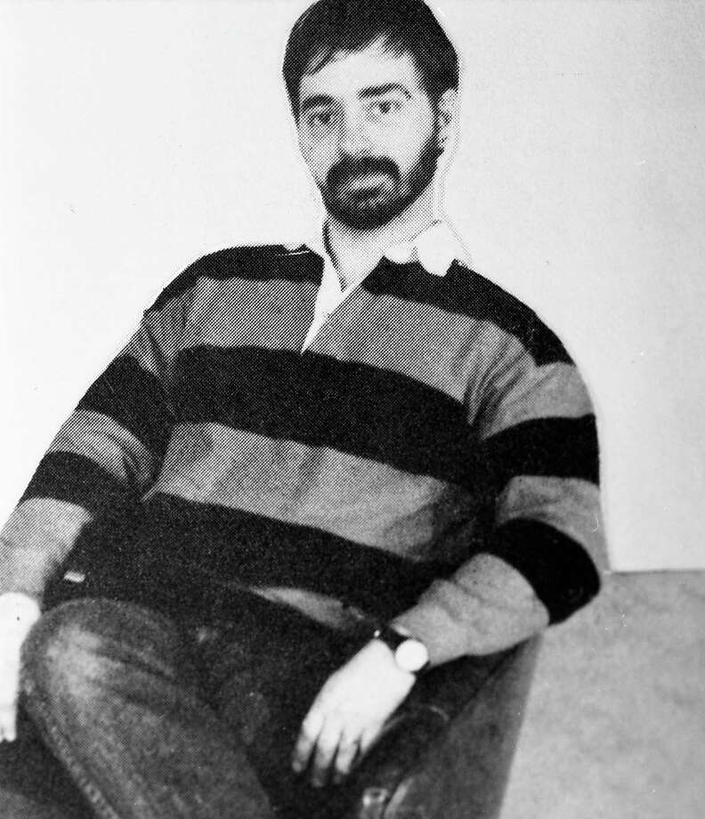 Robert Keith Berger, 38, taught junior and senior English at Reagan High School for one year when he was killed in 1997. He had previously taught at the High School for Performing and Visual Arts. Bernardo Aban Tercero was convicted in Berger's shooting death and is scheduled for execution on Wednesday. / handout