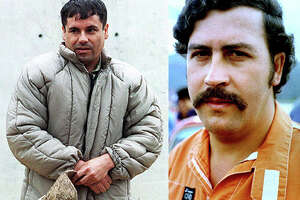 Escobar v. El Chapo: Comparing two billionaire narcos - Photo
