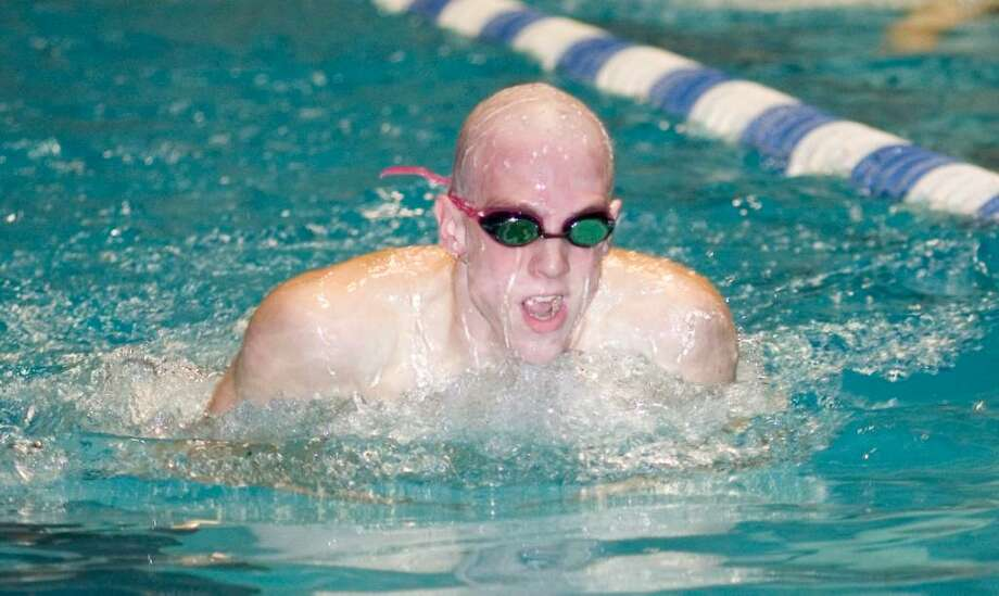 Ciac state championship slideshow newstimes - Stamford swimming pool opening times ...