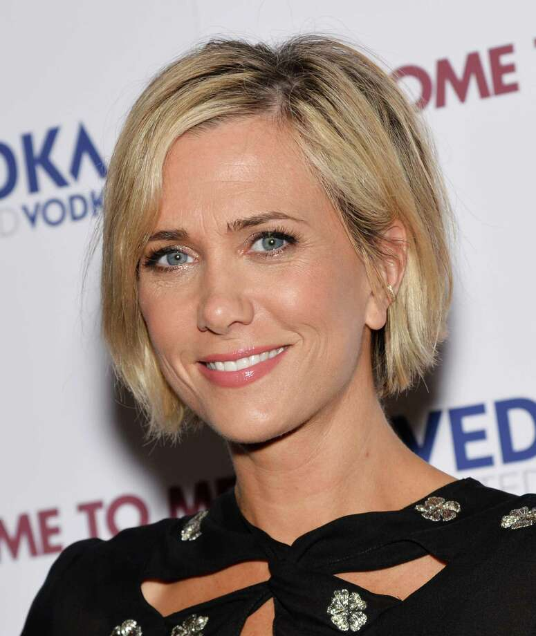 "Actress Kristen Wiig attends a special screening of ""Welcome To Me"" at the Sunshine Landmark on Wednesday, April 29, 2015, in New York. (Photo by Evan Agostini/Invision/AP) ORG XMIT: NYEA104 Photo: Evan Agostini / Invision"