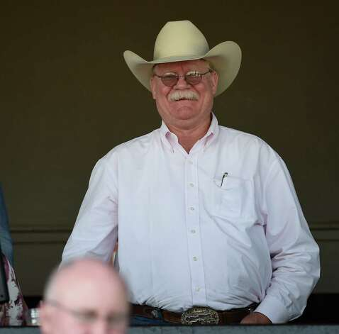 The former partner in Kentucky Derby and Preakness winner California Chrome Steve Colburn makes a visit to the Saratoga Race Course Friday afternoon Aug. 21, 2015 in Saratoga Springs, N.Y.    (Skip Dickstein/Times Union) Photo: SKIP DICKSTEIN