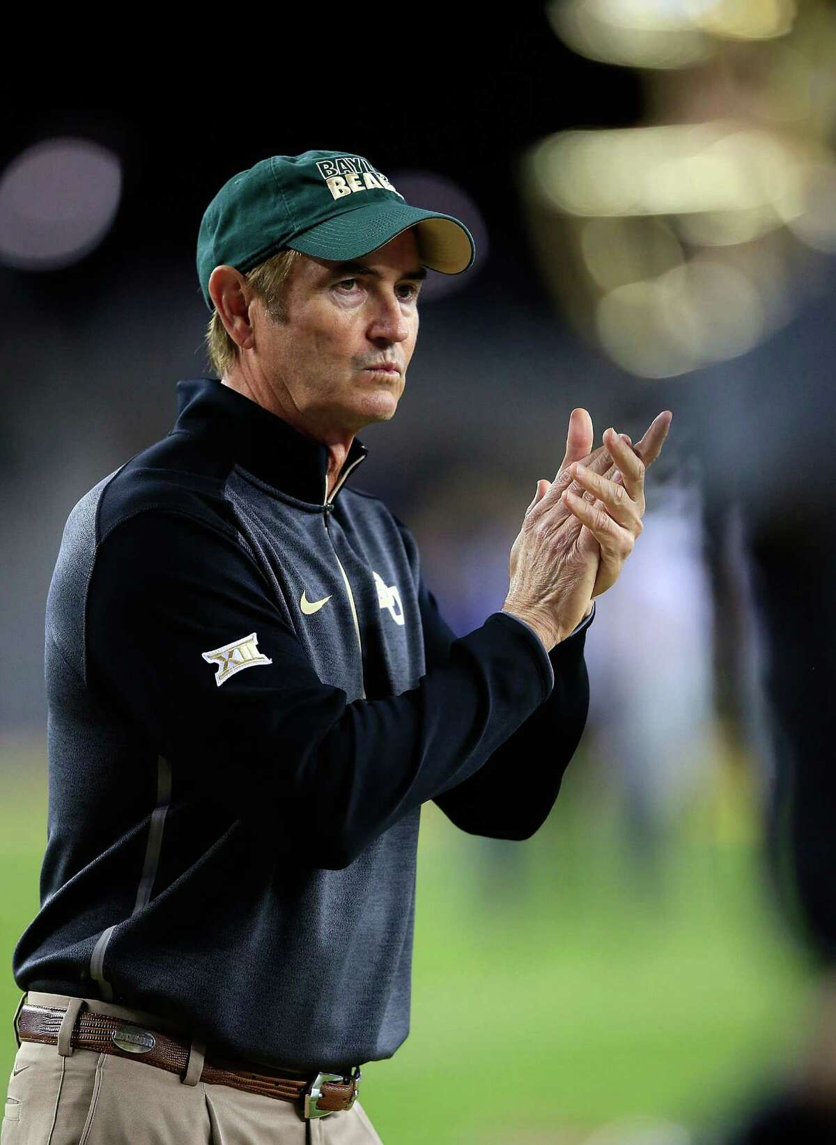 Coach Art Briles won't earn any applause for his part in bringing Sam Ukwuachu to Baylor.