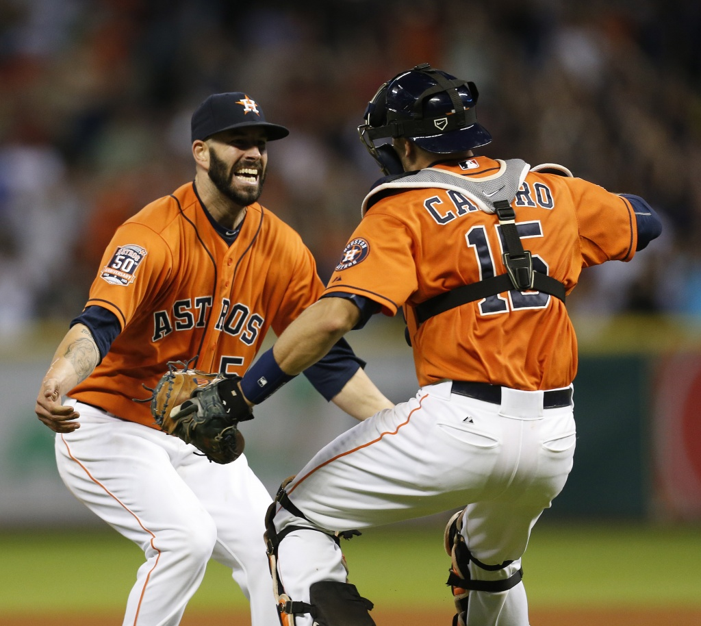Mike Fiers College: Minute Maid Park's Most Memorable: Mike Fiers' No-hitter