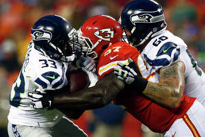 What we learned: Chiefs drop Hawks - Photo