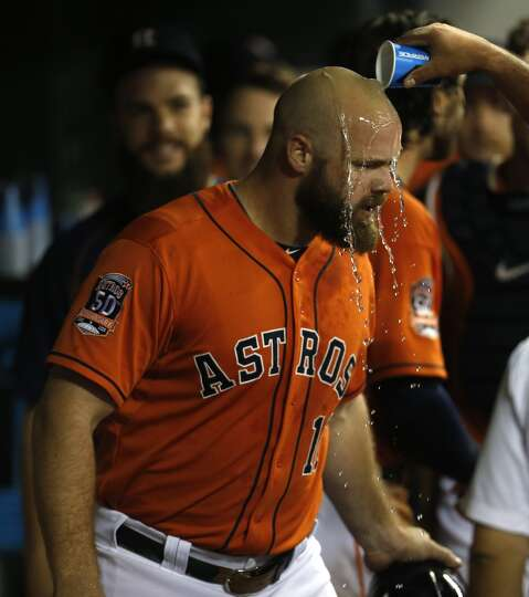 Mike Fiers College: Aug. 21: Astros 3, Dodgers 0 Houston Astros Designated
