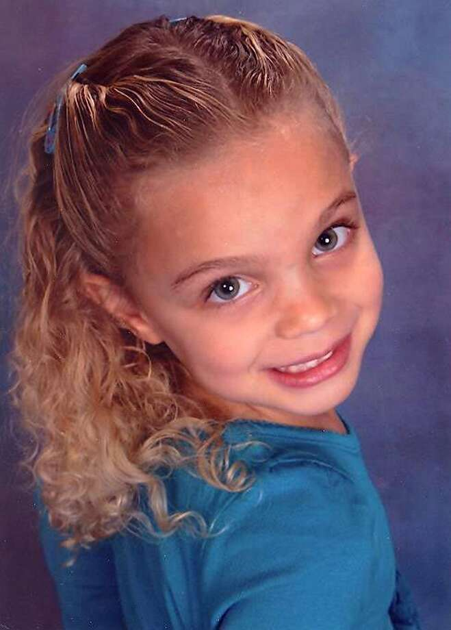 Leah Rondon, age 6 of Ansonia, was killed Thursday, Aug. 20, 2015 when she was struck by a car while playing with friends near Ford St. and Hughs Circle in Ansonia, Conn. Photo: Contributed / Contributed Photo / Connecticut Post Contributed