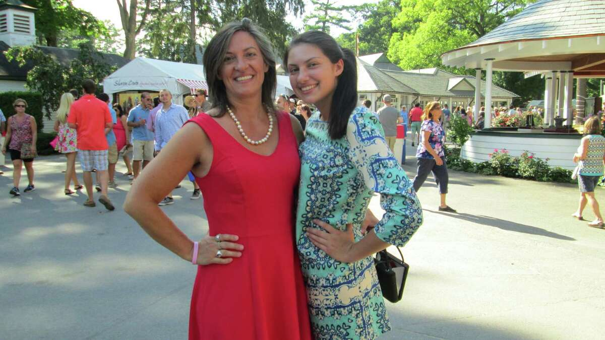 Were you Seen at the Alabama Stakes Day at the Saratoga Race Course in Saratoga Springs on Saturday, Aug. 22, 2015?