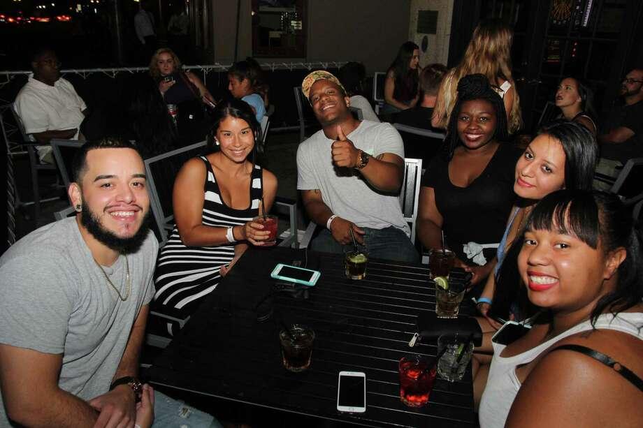 Were you SEEN enjoying Stamford's Summer Restaurant Weeks on August 22, 2015? Photo: Derek T.Sterling, Hearst Connecticut Media Group