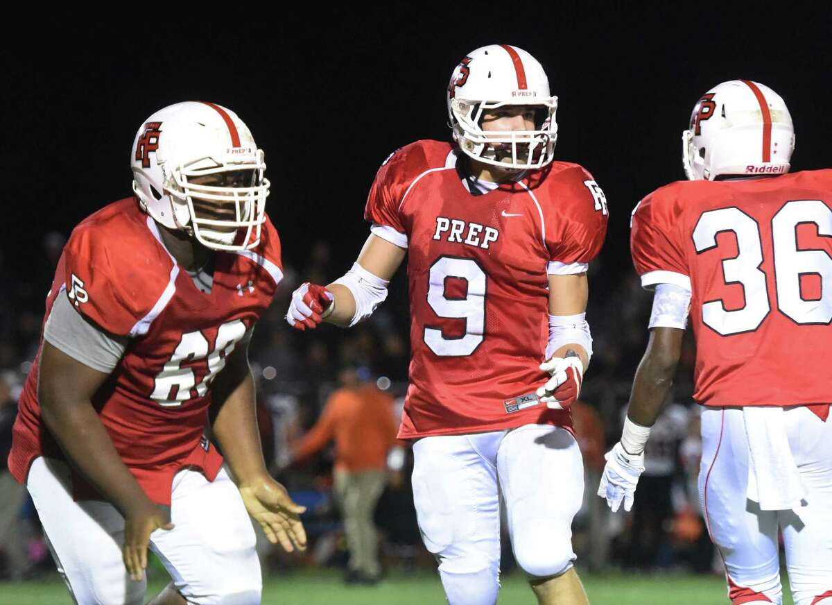 Forget the 34-0 pounding Fairfield Prep took Friday against Notre Dame-West Haven, a legit Class L contender, in Keith Hellstern's first game as coach. The Jesuits left Veteran's Stadium with far greater concerns after quarterback Patrick Conte appeared to suffer a serious shoulder injury. In fact, Hellstern said afterward that Conte