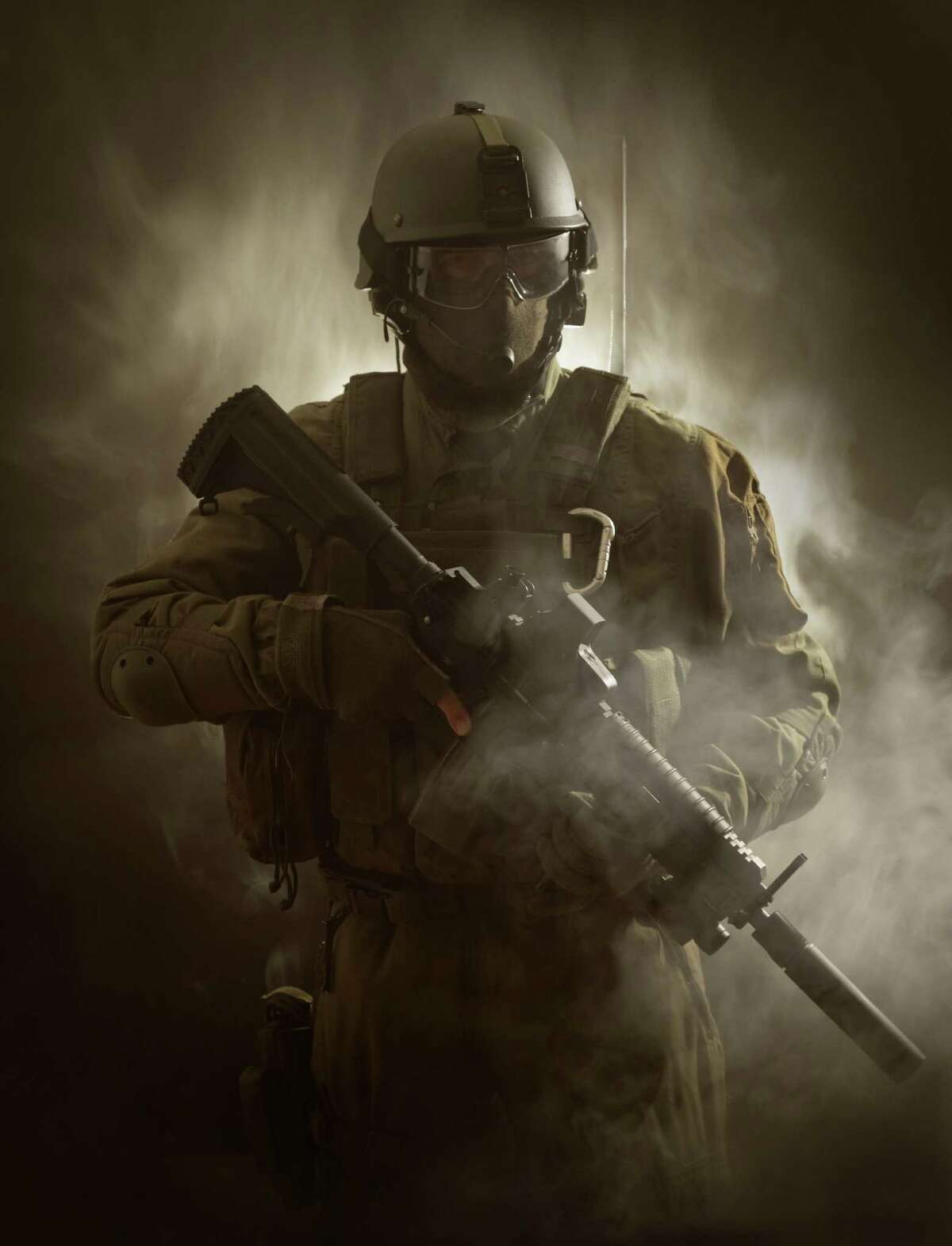 The United States Special Operations Command, or SOCOM, is the unified command and control for the various special operations units of the U.S. Army, Navy, Air Force and Marine Corps. These are some of the units operating under SOCOM, and a couple others that were just too cool to not have included.
