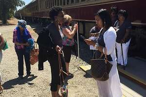 Black book club members exploring lawsuit against Napa wine train - Photo