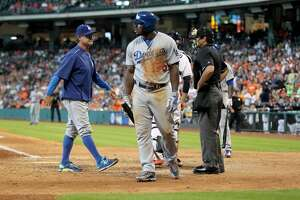 Police: Puig gets swollen eye during encounter with bouncer - Photo