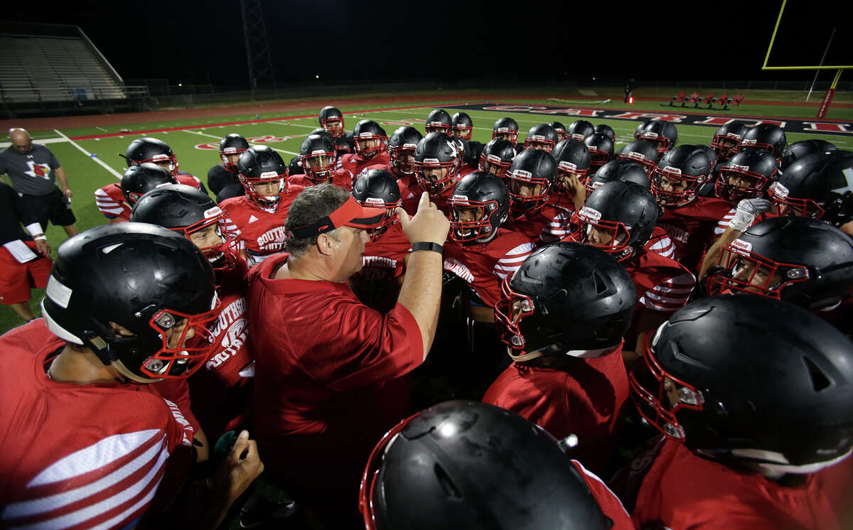 """Southside Cardinals' coach Ricky Lock said of Winn's upset victory, """"they made the plays, and we didn't."""""""