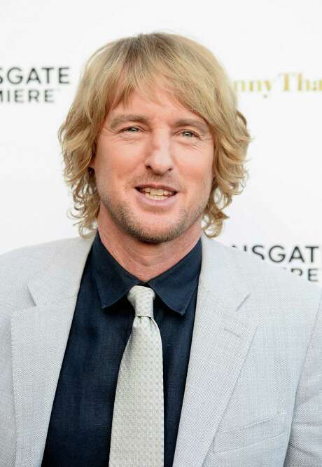 "LOS ANGELES, CA - AUGUST 19:  Actor Owen Wilson arrives at the Premiere Of Lionsgate Premiere's ""She's Funny That Way"" at Harmony Gold on August 19, 2015 in Los Angeles, California.  (Photo by Frazer Harrison/Getty Images) Photo: Frazer Harrison, Staff / 2015 Getty Images"