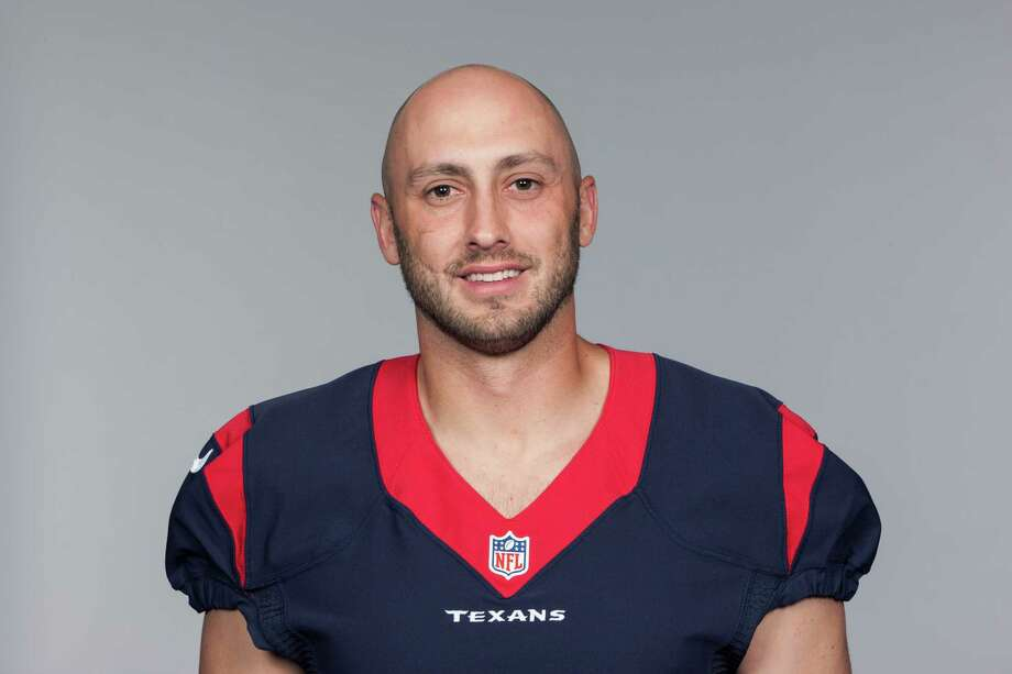 This is a 2015 photo of Brian Hoyer of the Houston Texans NFL football team. This image reflects the Houston Texans active roster as of Wednesday, July 1, 2015 when this image was taken. (AP Photo) Photo: FRE / NFLPV AP
