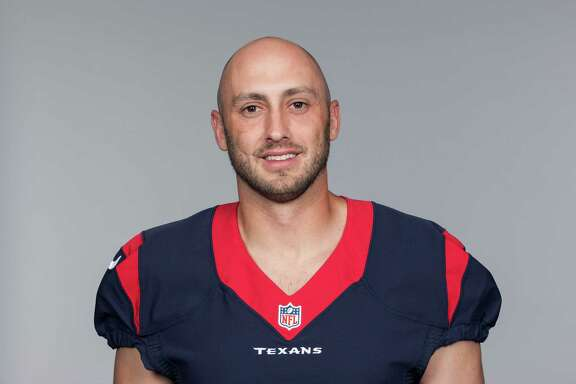 This is a 2015 photo of Brian Hoyer of the Houston Texans NFL football team. This image reflects the Houston Texans active roster as of Wednesday, July 1, 2015 when this image was taken. (AP Photo)