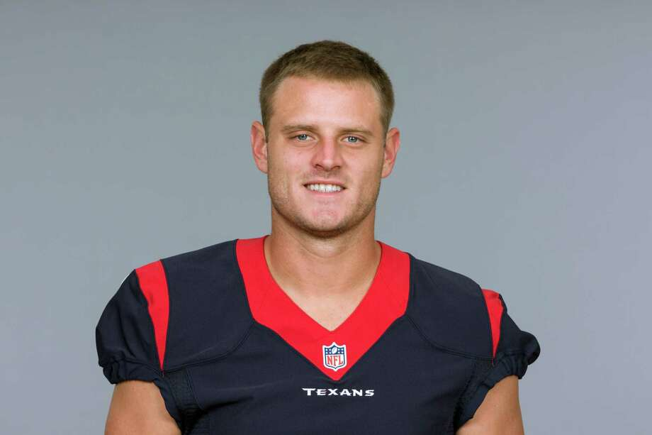 This is a 2015 photo of Ryan Mallett of the Houston Texans NFL football team. This image reflects the Houston Texans active roster as of Wednesday, July 1, 2015 when this image was taken. (AP Photo) Photo: FRE / NFLPV AP