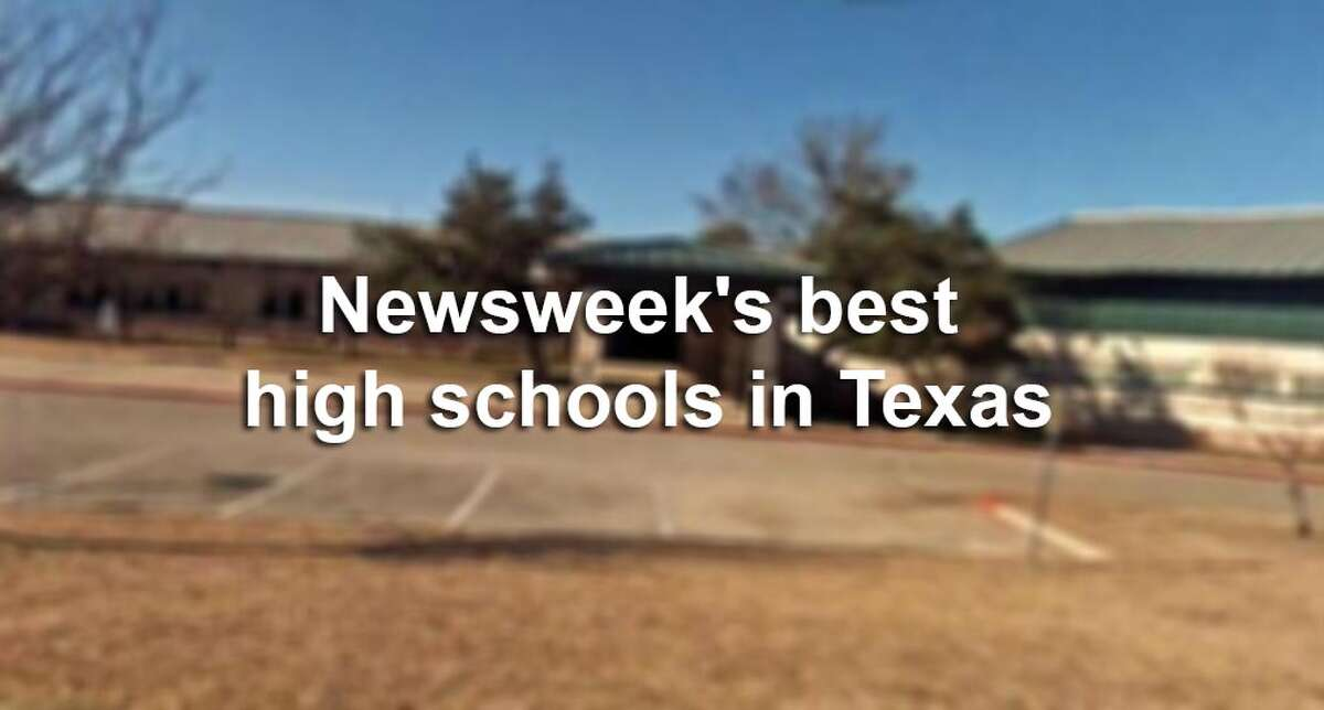 Scroll through the slideshow to see if Newsweek ranked your child's high school among the best in the nation.
