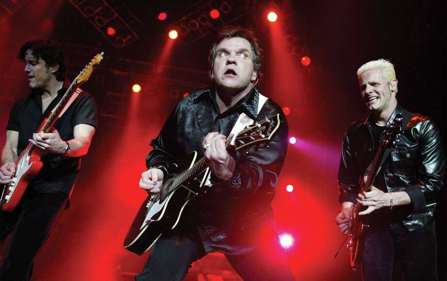 Meat Loaf will play an October concert at the Tobin Center. Photo: Courtesy, Tobin Center