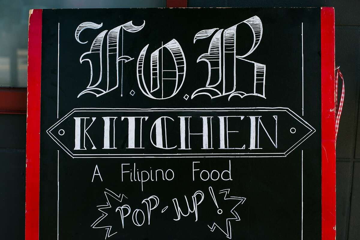 FOB Kitchen : Janice and Brandi Dulce's permanent residency at Gashead Tavern, 2351 Mission St., San Francisco, serving Filipino American dinners and brunches four days a week; www.fobkitchen.com