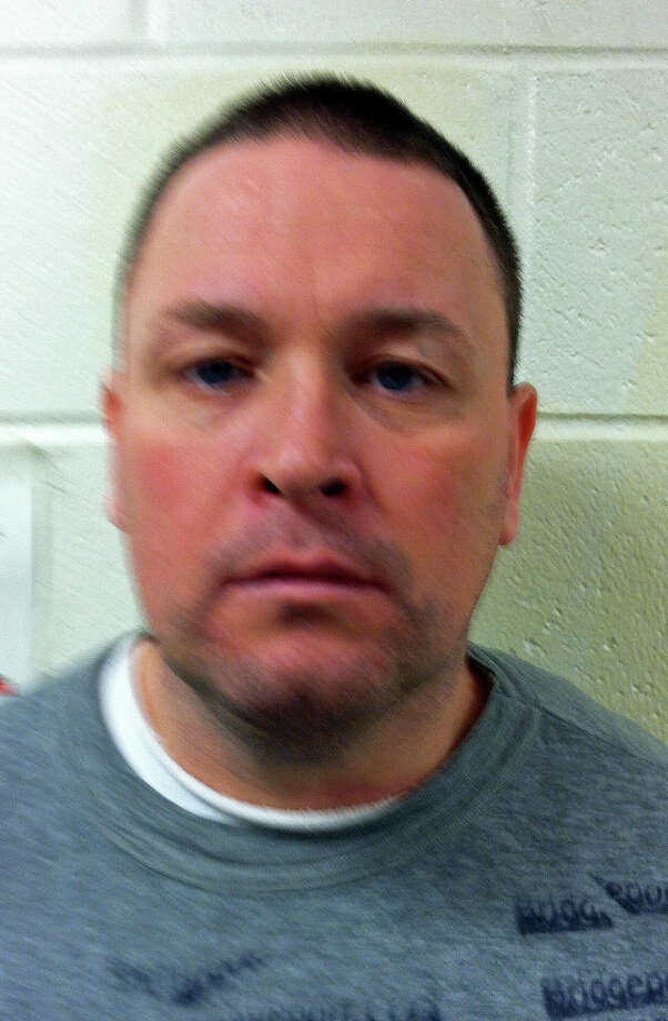 Stephen M. Carroll, 43, of Bridgeport, was arrested on a warrant Friday. Photo: Contributed Photo / Fairfield Citizen /  Fairfield Citizen contributed