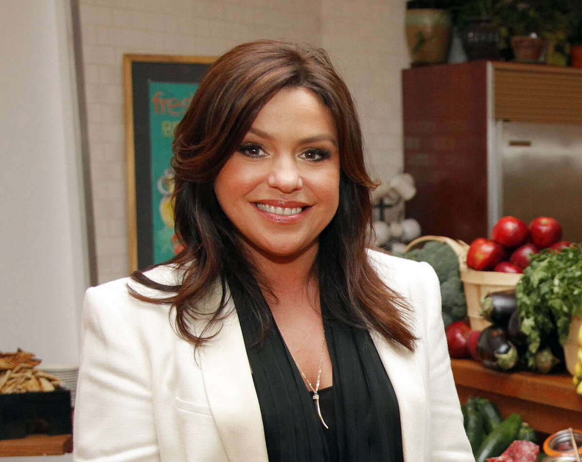 Rachael Ray, Lake George High School. Celebrity chef, TV personality, author and businesswoman.