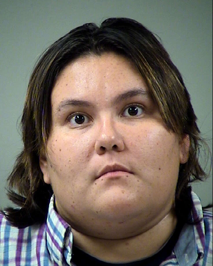 Kimberly Carrillo, 27, faces a charge of theft. Photo: Bexar County Sheriff's Office