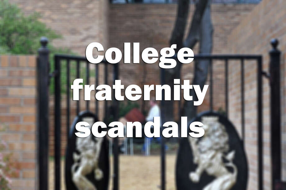 See more fraternity sorority scandals that caused controversy on college campuses. Photo: Nick Oxford/AP