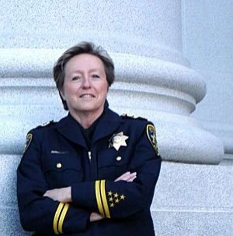UC Berkeley Police Chief Margo Bennett had her gun, badge, ammunition and other items stolen during a car burglary at Point Isabel Regional Shoreline in Richmond. Photo: UC Berkeley