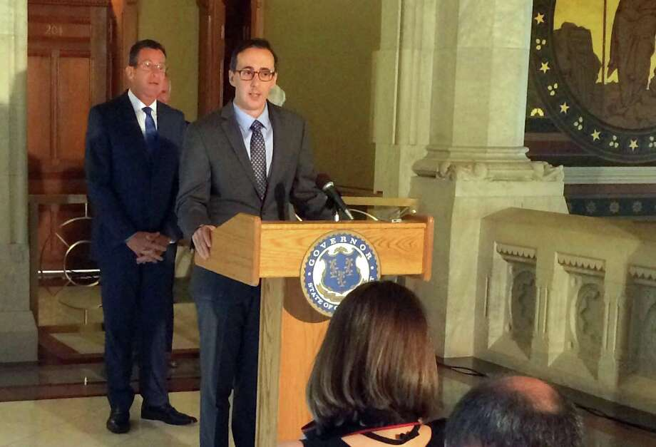 Gov. Dannel P. Malloy announced that Brian Durand, who currently serves in his office as Deputy Chief of Staff, will replace outgoing Chief of Staff Mark Ojakian beginning Monday, September 28, 2015. Durand has served as Deputy Chief of Staff since 2012 and previously worked at the Office of Policy and Management. Photo: Contributed Photo / Connecticut Post Contributed