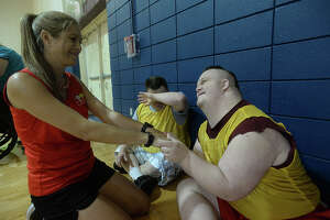 Special needs sports league fosters a playing field open to all ages - Photo