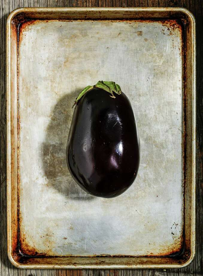 The globe eggplant can be used in a variety of dishes year-round. Photo: Russell Yip, Staff / ONLINE_YES